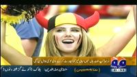 Belgium Football Fan Becomes L'Oreal Brand Ambassador