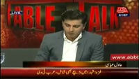 Table Talk 21st July 2014 by Adil Abbasi on Monday at Abb Takk