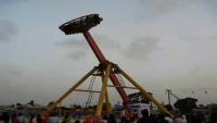 Most dangerous Ride of Aladdin Park, Karachi