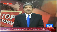 Top Story 8th August 2014 by Sami Ibrahim on Friday at Dunya News