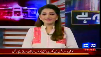 Khabar Ye Hai 8th August 2014 by Rauf Klasara, Saeed Qazi and Shazia Zeeshan on Friday at Dunya News