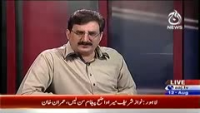 Bolta Pakistan 12th August 2014 by Nusrat Javed and Mushtaq Minhas on Tuesday at Ajj News TV