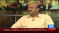Mazaaq Raat 12th August 2014 by Nauman Ijaz on Tuesday at Dunya News