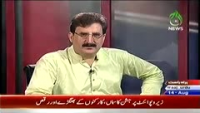 Bolta Pakistan 14th August 2014 by Nusrat Javed and Mushtaq Minhas on Thursday at Ajj News TV