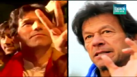 Imran Khan Part 2 in Azadi March