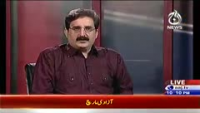 Bolta Pakistan 27th August 2014 by Nusrat Javed and Mushtaq Minhas on Wednesday at Ajj News TV