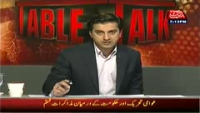 Table Talk 27th August 2014 by Adil Abbasi on Wednesday at Abb Takk
