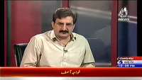 Bolta Pakistan 2nd September 2014 by Nusrat Javed and Mushtaq Minhas on Tuesday at Ajj News TV