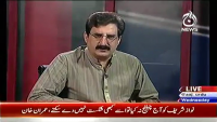 Bolta Pakistan 3rd September 2014 by Nusrat Javed and Mushtaq Minhas on Wednesday at Ajj News TV