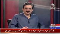 Bolta Pakistan 8th September 2014 by Nusrat Javed and Mushtaq Minhas on Monday at Ajj News TV
