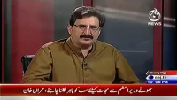 Bolta Pakistan 9th September 2014 by Nusrat Javed and Mushtaq Minhas on Tuesday at Ajj News TV