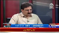 Bolta Pakistan 10th September 2014 by Nusrat Javed and Mushtaq Minhas on Wednesday at Ajj News TV