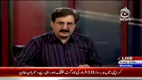 Bolta Pakistan 15th September 2014 by Nusrat Javed and Mushtaq Minhas on Monday at Ajj News TV