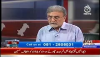 Bolta Pakistan 17th September 2014 by Nusrat Javed and Mushtaq Minhas on Wednesday at Ajj News TV