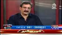 Bolta Pakistan 23rd September 2014 by Nusrat Javed and Mushtaq Minhas on Tuesday at Ajj News TV