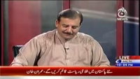 Bolta Pakistan 24th September 2014 by Nusrat Javed and Mushtaq Minhas on Wednesday at Ajj News TV