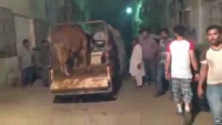 Dangerous Cow Ran & Went to Stairs - Funny Must Watch