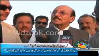 Syed Qaim Ali Shah Once Again with his Unique Statement