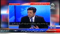 Live With Talat 9th October 2014 by Talat Hussain on Thursday at Ajj News TV