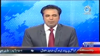 Live With Talat 14th October 2014 by Talat Hussain on Wednesday at Ajj News TV