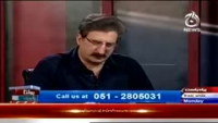 Bolta Pakistan 20th October 2014 by Nusrat Javed and Mushtaq Minhas on Monday at Ajj News TV