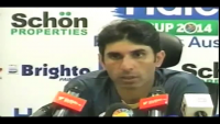 Misbah Ul Haq Press Conference In Dubai