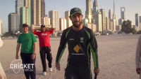 Maxwell Playing Cricket With UAE Residents
