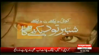 Shabir Tou Dekhe Ga 31st October 2014 by Ali Rizvi on Friday at Express News