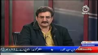 Bolta Pakistan 5th November 2014 by Nusrat Javed and Mushtaq Minhas on Wednesday at Ajj News TV