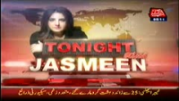 Tonight With Jasmeen 5th November 2014 by Jasmeen Manzoor on Wednesday at Abb Tak