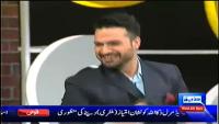 Mazaaq Raat 5th November 2014 by Nauman Ijaz on Wednesday at Dunya News