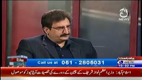 Bolta Pakistan 6th November 2014 by Nusrat Javed and Mushtaq Minhas on Thursday at Ajj News TV