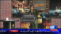 Mazaaq Raat 17th November 2014 by Nauman Ijaz on Monday at Dunya News