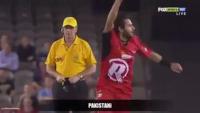 Shahid Afridi Magical Bowling