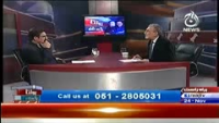 Bolta Pakistan 24th November 2014 by Nusrat Javed and Mushtaq Minhas on Monday at Ajj News TV