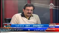 Bolta Pakistan 25th November 2014 by Nusrat Javed and Mushtaq Minhas on Tuesday at Ajj News TV