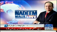 Nadeem Malik Live 25th November 2014 Tuesday at Samaa News
