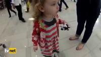 Girl Reacts On Offering Azan