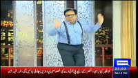 Hasb-e-Haal 13th December 2014 by Junaid Saleem,Sohail Ahmed and Najia on Saturday at Dunya News