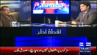 Nuqta e Nazar 15th December 2014 by Mujeeb Ur Rehman Shami on Monday at Dunya News