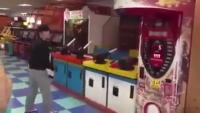 Next Jet Li Spin Kicks Arcade Punching Machine