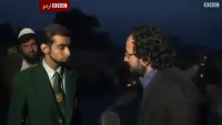 Peshawar Army School Student Giving Interview
