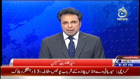Live With Talat 22d December 2014 by Talat Hussain on Monday at Ajj News TV