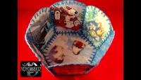 Easily Make Christmas Basket Best Idea