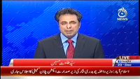 Live With Talat 23rd December 2014 by Talat Hussain on Tuesday at Ajj News TV