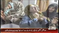 8PM With Fareeha Idrees 24th December 2014 by Fareeha Idrees on Wednesday at Waqt News