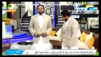 Dr. Amir Liaquat Duplicate Appears In Live Show