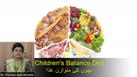 Balanced Diet Food for Kids by Dr Mubina Agboatwala