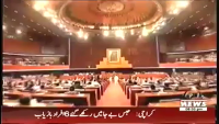 8PM With Fareeha Idrees 5th January 2015 by Fareeha Idrees on Monday at Waqt News