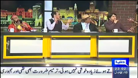 Mazaaq Raat 6th January 2015 by Nauman Ijaz on Tuesday at Dunya News